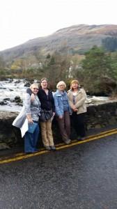 Falls of Dochart, dochart Falls Falls of Dochart Inn, Killin, Perthshire