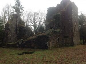 finlarig castle, campbells of finlarig, Killin, Perthshire