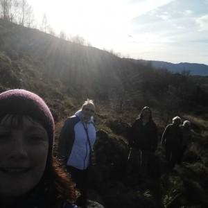 selfie, beinn ghlas, ben glass, Ben Lawers,Killin,Perthshire