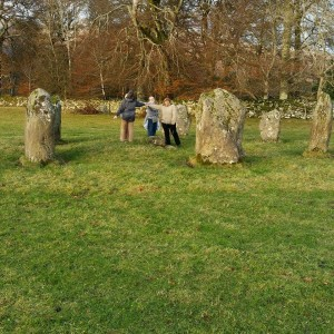 druids, standing stones, stone cirlce, outlander, Kinnell, Perthshire