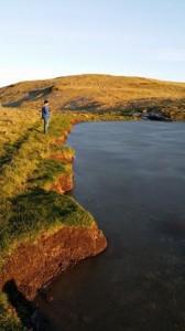 lochan, Dron, East Dron, West Dron, Dron Hill, Scott's View, Perthshire, Bridge of Earn