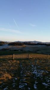 Lomond Hills, Fife, Twin Peaks,