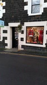 gifts, Christmas shopping, tea room, Falkland, Fife