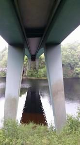 A9 Bridge over Loch Faskally Saltire  Award civil engineering construction