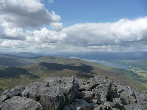 Fairy Hill of the Caledonians Schiehallion Munro