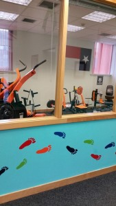 Gym for sdr children with cerebral palsy opens in Perth, Scotland