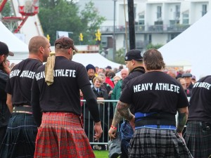 Highland Games, Heavy weight events, caber, highland dancing, pipe bands