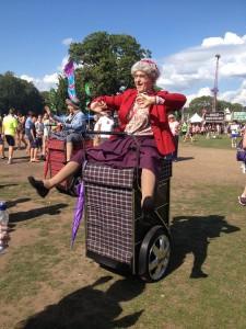 Rewind Festival, Scone Palace, Perth Scotland