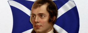Burns saltire