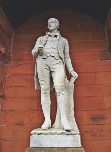 Robert Burns, Scotland's Poet.