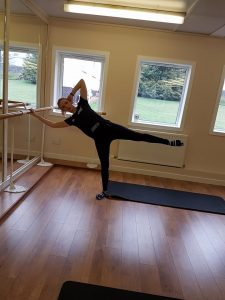 BarreConcept Class at Balans Pilates Studio