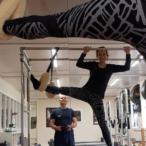 Apparatus class at Balans Pilates Studio