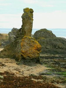 Kingsbarns to St Andrews, part of the Fife Coastal Path