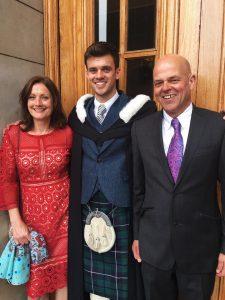 Graduation 2017 University of Dundee