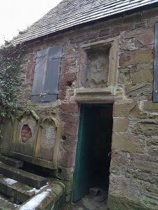 Kinnoull Aisle Old Kinnoull Parish Church
