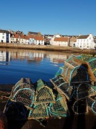 St Monans Harbour, Fife
