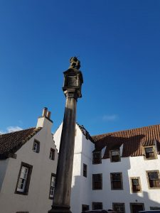 Culross, Cranesmuir in Outlander