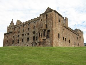 Linlithgow Palace, Wentworth Prison in Outlander