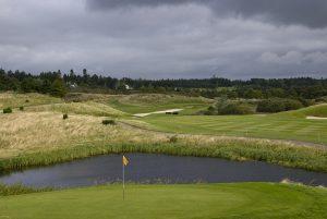 Geneagles Golf Course, Perthshire, Scotland