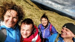 Culteuchar Hill, orinteering Scottish 6 Days