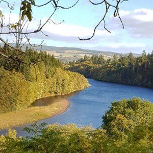 Loch Faskally, Pitlochry, Perthshire