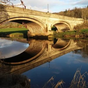 The Brig, at Bridge of Earn